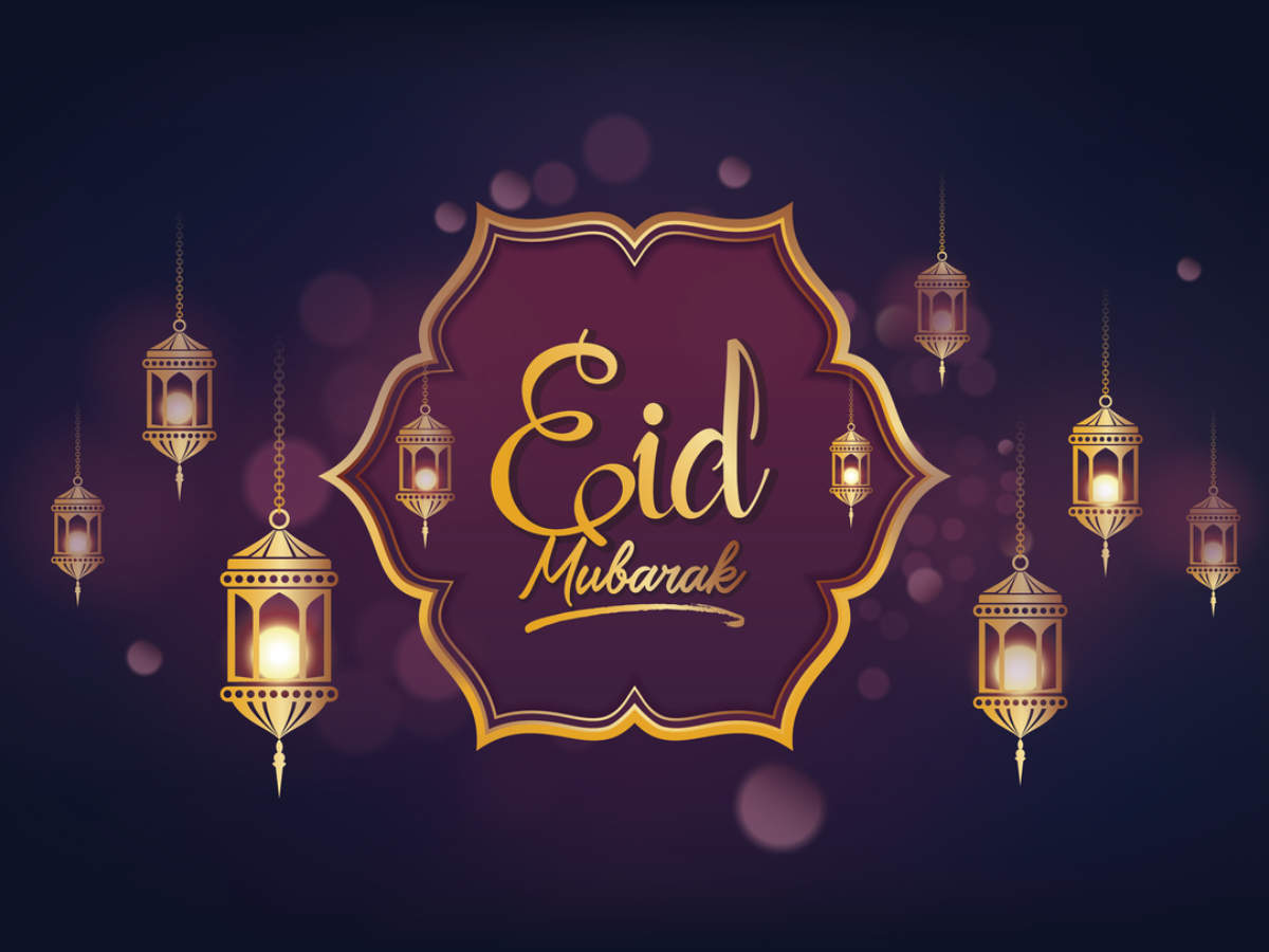 Happy Eid Ul Fitr 2020 Top 50 Eid Mubarak Wishes Messages Quotes And Images To Send To You Family Friends And Loved Ones Times Of India