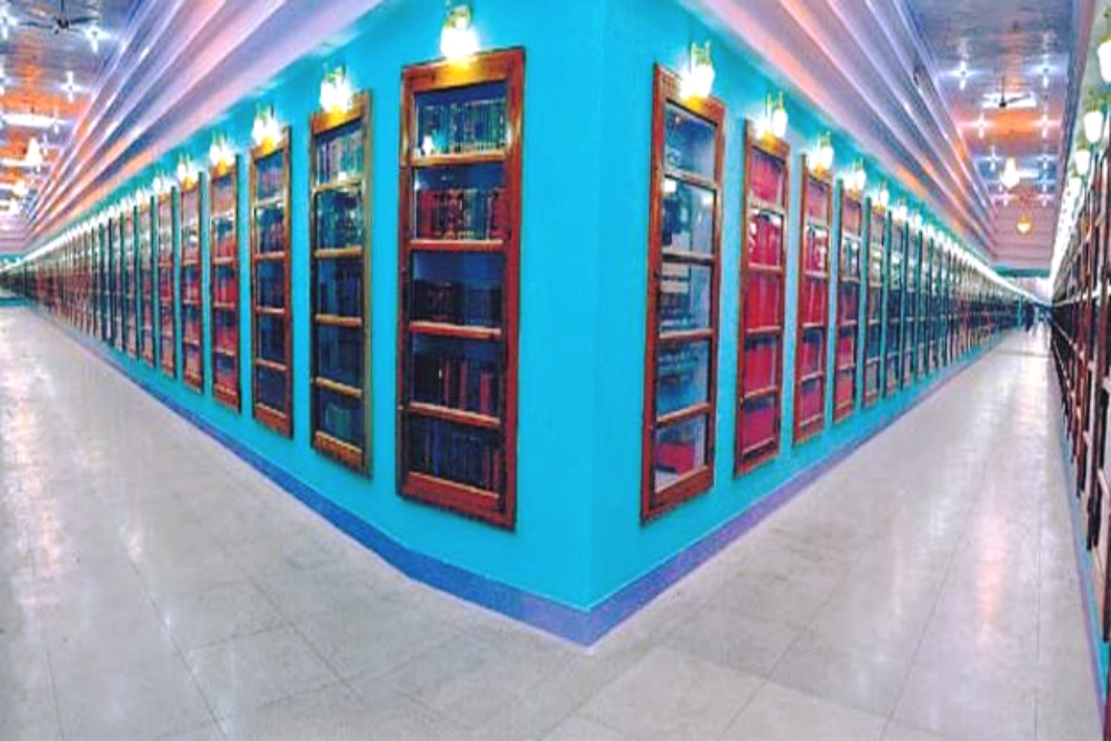 Rajasthan's treasure trove: An underground library with 900,000 books, one of Asia's biggest!