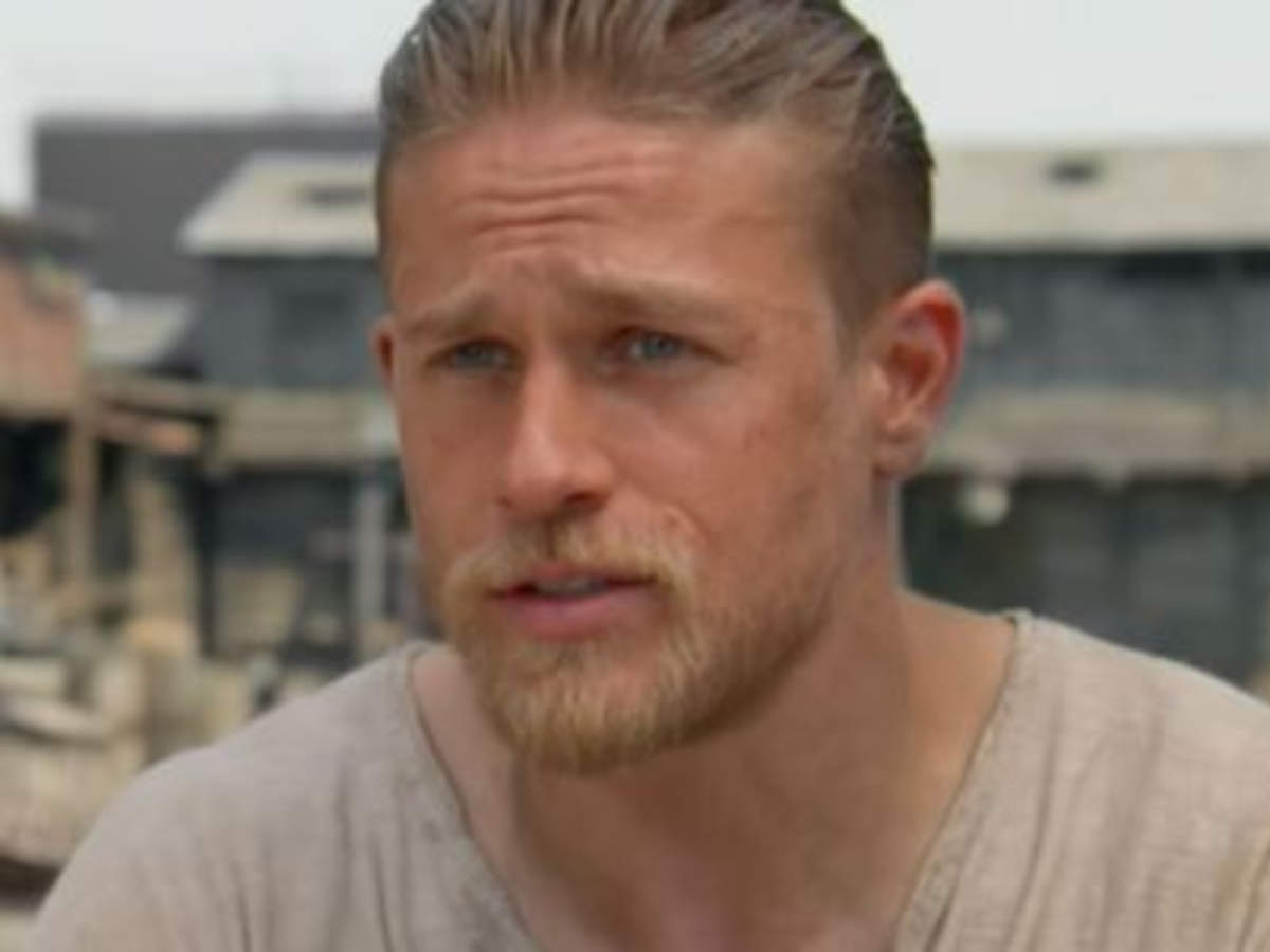Charlie Hunnam To Star In Dog Movie Denali English Movie News Times Of India