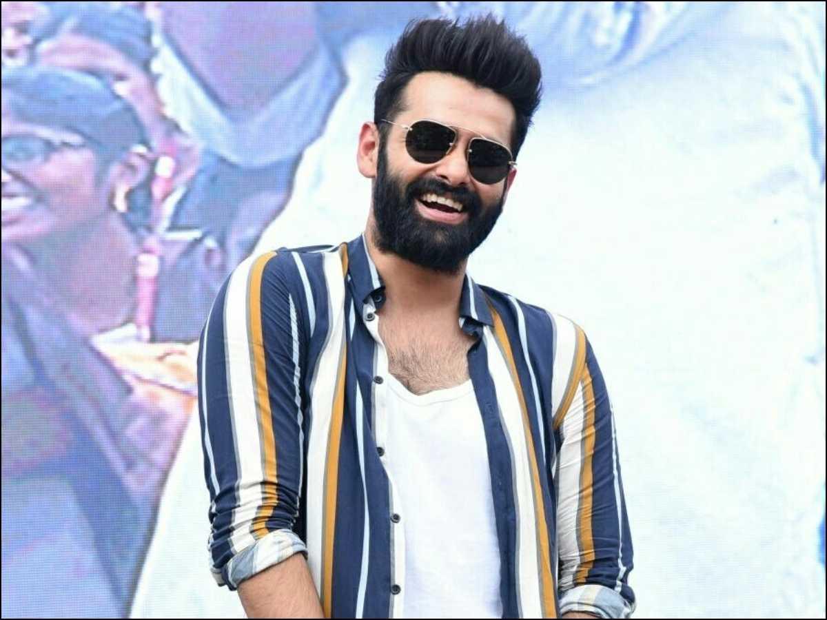 Ram Pothineni shares his quarantine morning routine   Telugu Movie News - Times of India