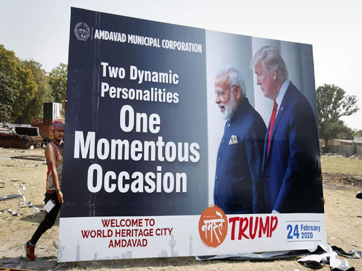 Trump event to blame for over 800 Covid-19 deaths in Gujarat: Congress
