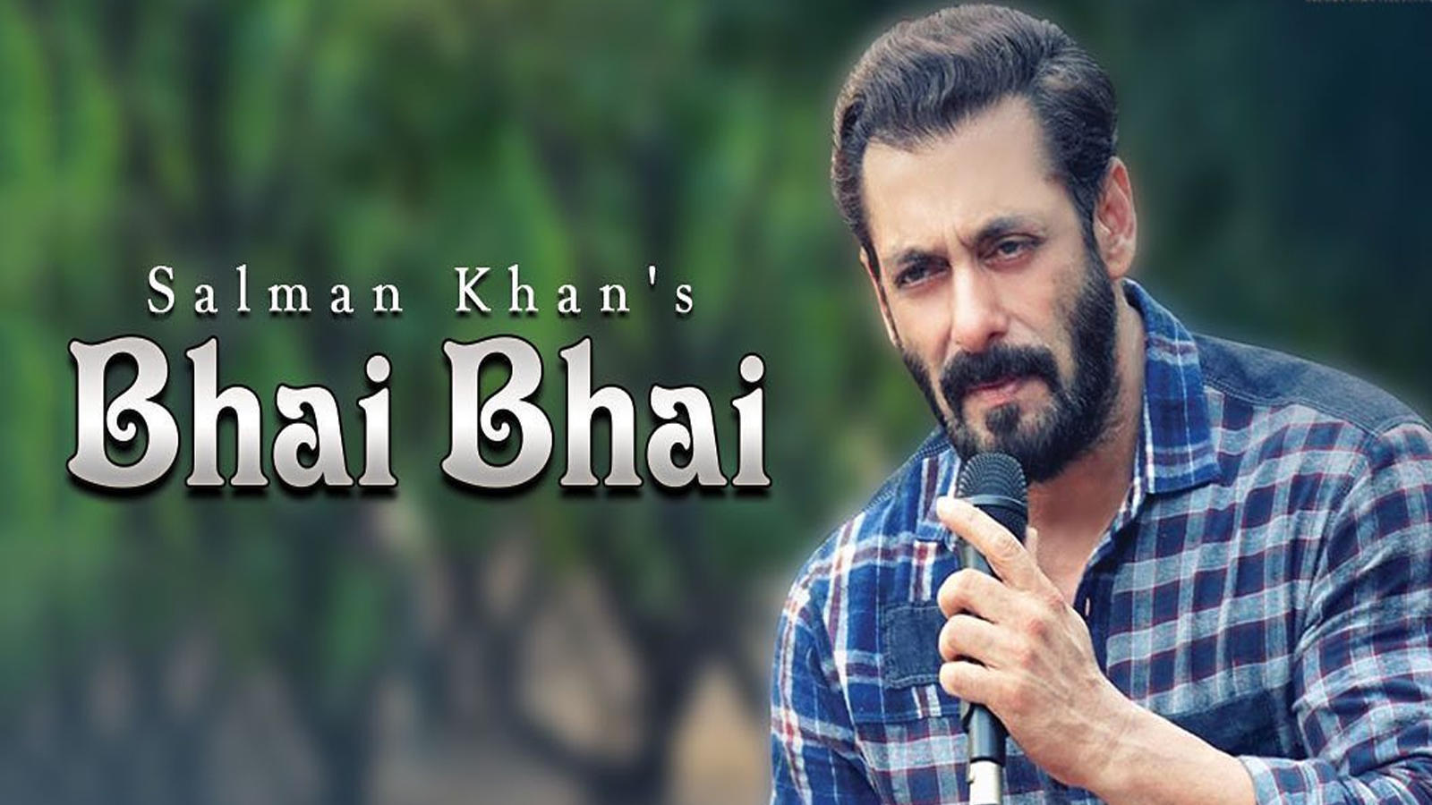 Salman Khan gives fans a special gift on Eid as he drops 'Bhai ...