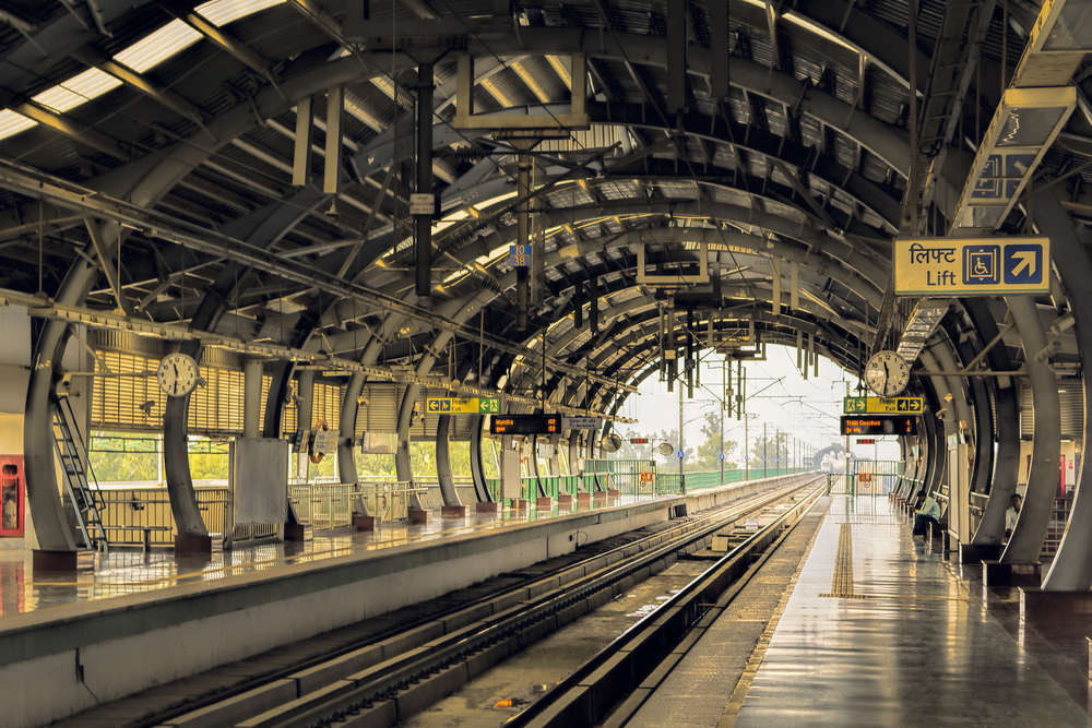 Delhi Metro trains ready to start operations within 48 hours with new rules
