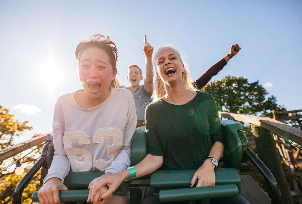 No screaming please on roller coasters―Japan's theme parks issue guidelines for COVID-19 era