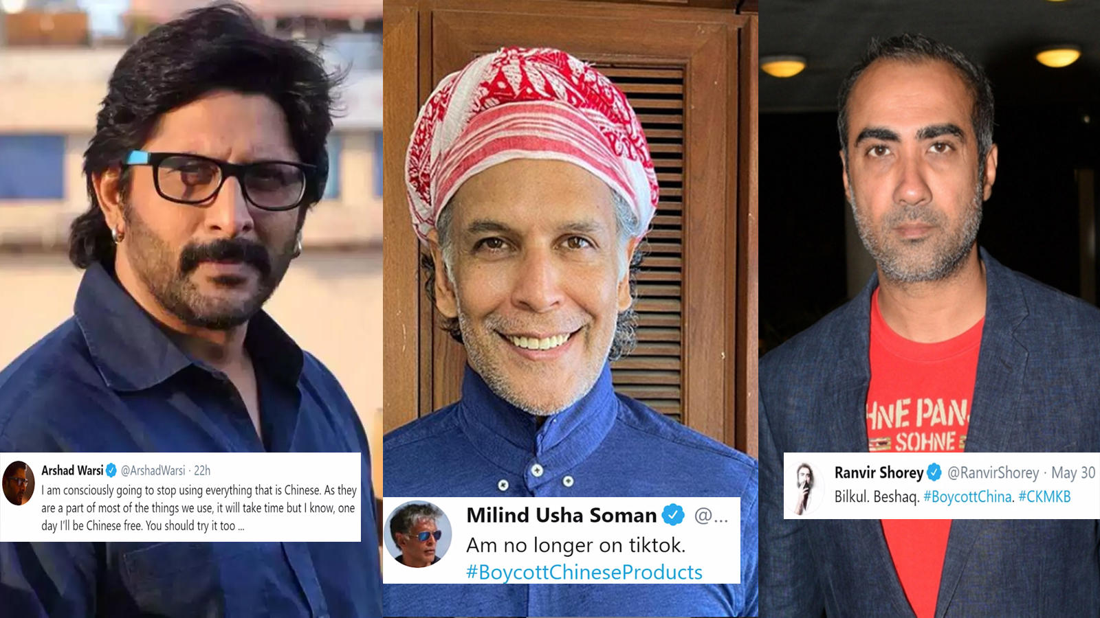 boycottchineseproducts-arshad-warsi-milind-soman-ranvir-shorey-and-more-lend-their-voice-to-boycott-china-campaign-on-social-media