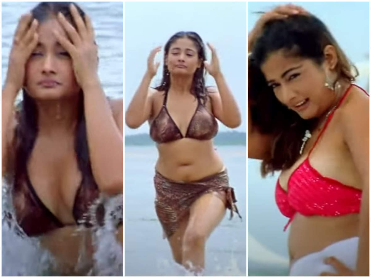 Actress Kiran Opens Up On First And Last Bikini Shot Tamil Movie News Times Of India