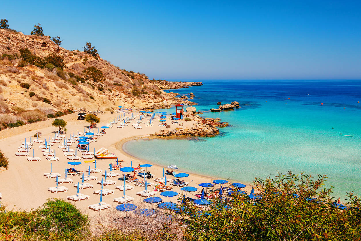 Cyprus opens up for tourism, here's how