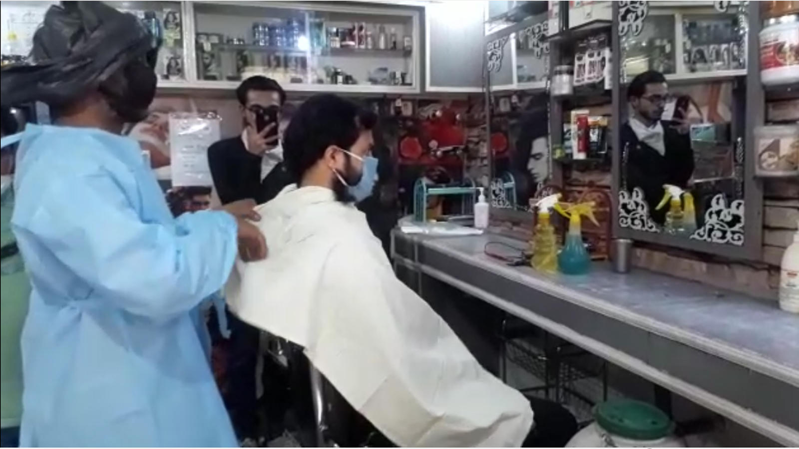 unlock-1-0-salons-barber-shops-open-in-bhopal-after-mp-govts-go-ahead