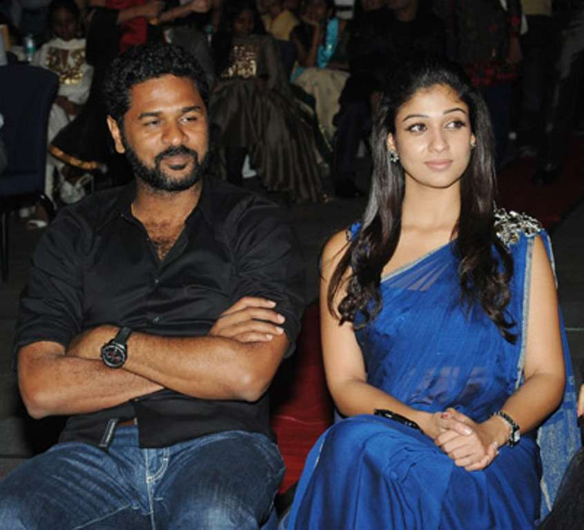 Prabhudeva: Producer says Nayanthara and Prabhudeva coming ...