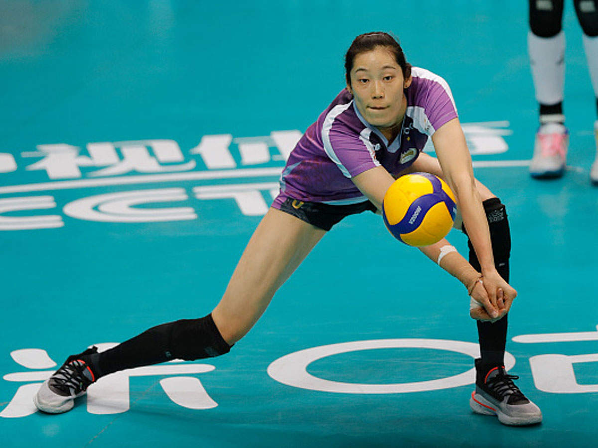 From Farm Girl To Invincible Superhero The Remarkable Rise Of China S Zhu Ting More Sports News Times Of India
