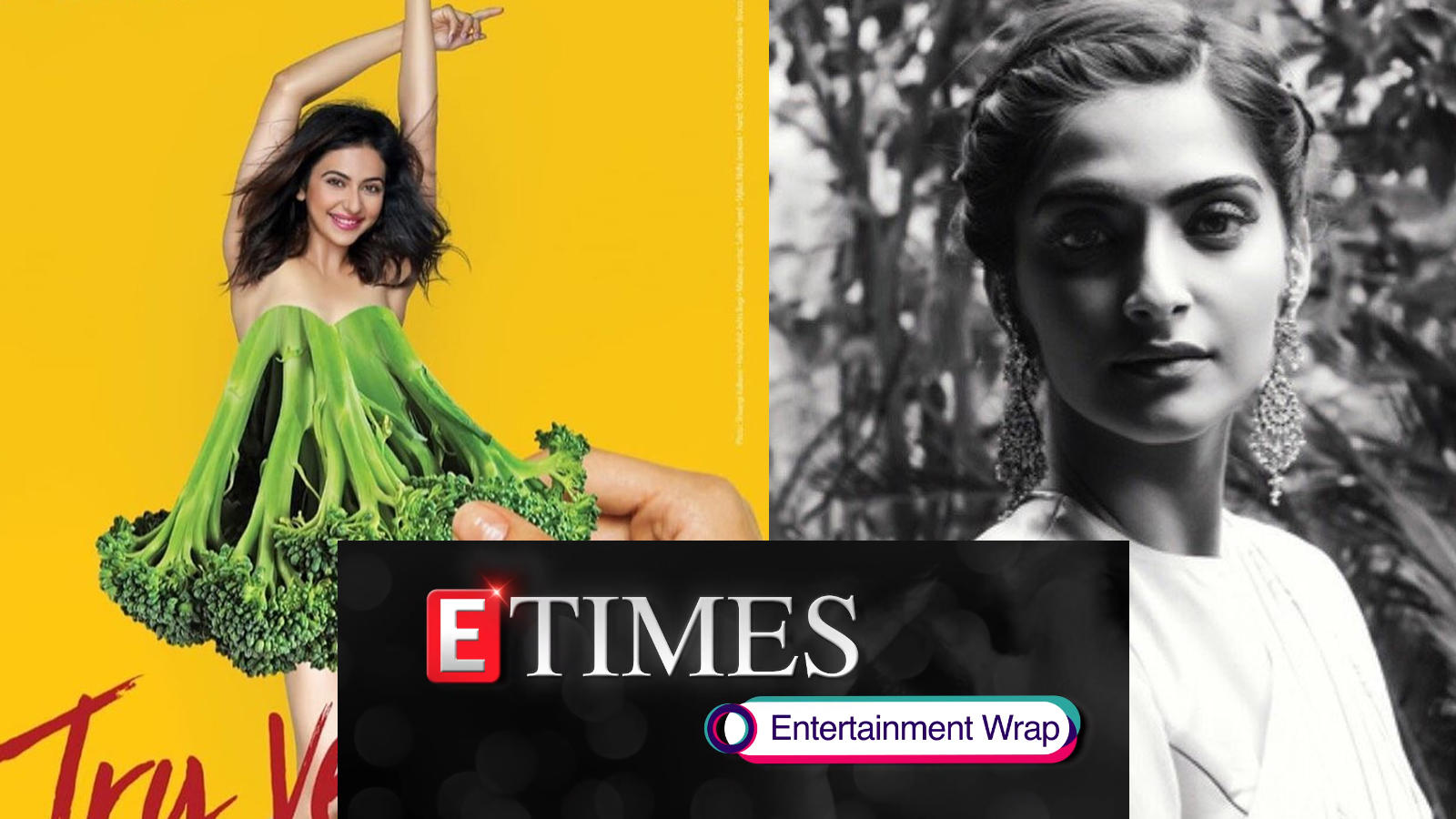 world-environment-day-rakul-preet-singh-advocates-turning-vegan-with-special-peta-photoshoot-sonam-kapoor-is-elegance-personified-in-this-black-and-white-photograph-of-hers-and-more