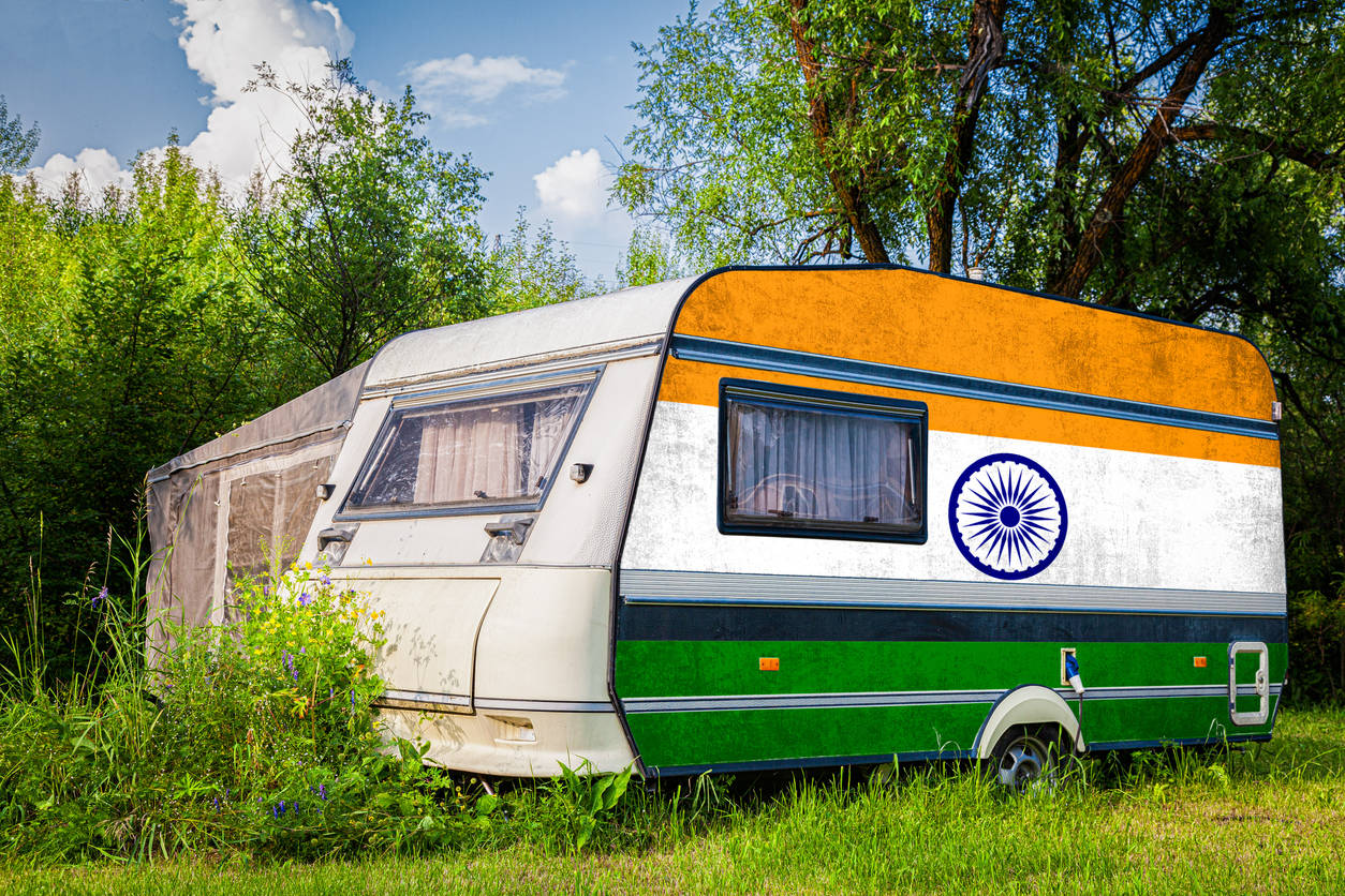 Caravan trips picking pace as the new travel trend with COVID-19 scare; revealing India's most caravan-friendly places