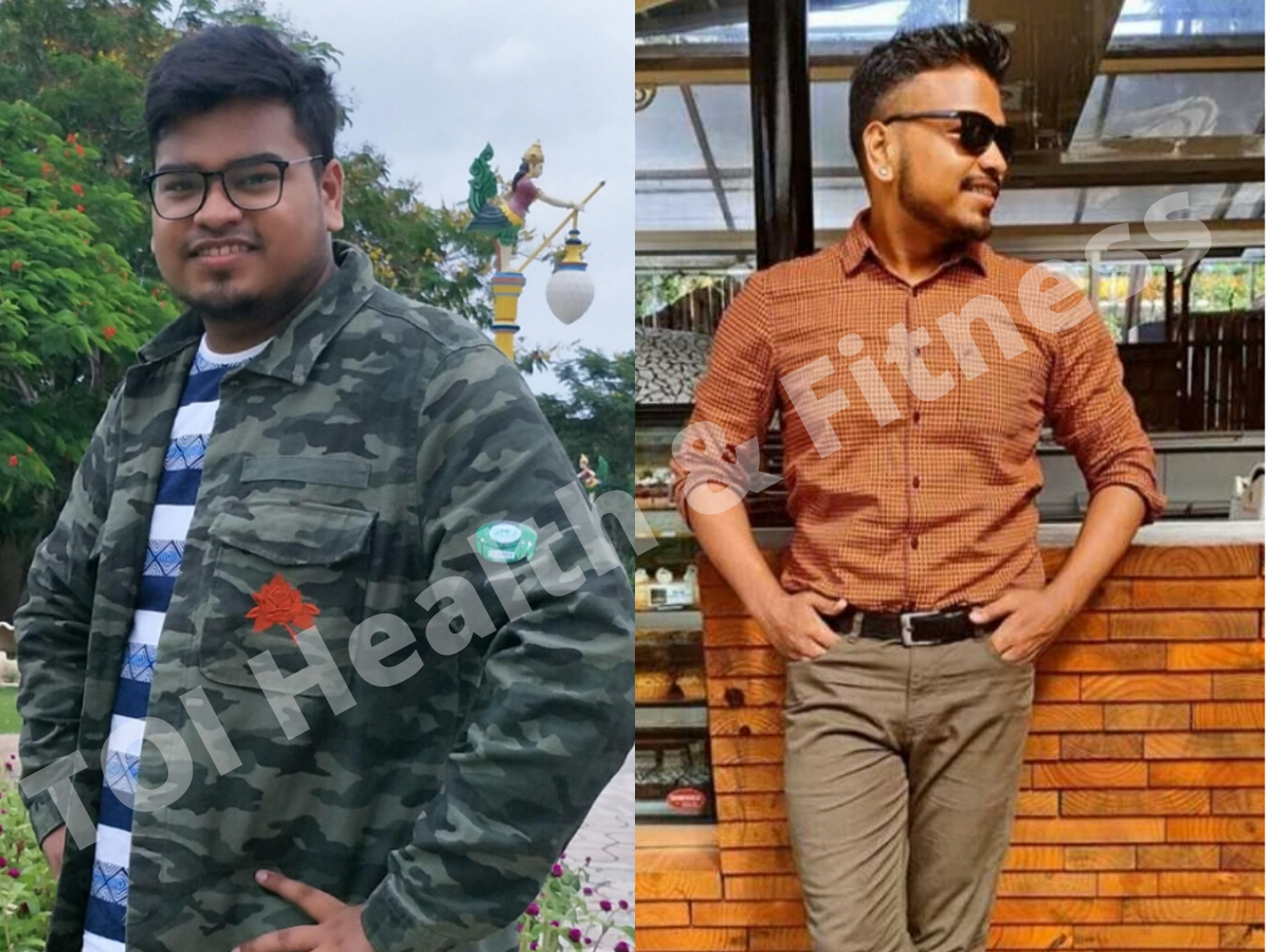 Weight Loss Story I Lost 37 Kilos And Now People Who Used To Give Me Unwanted Weight Loss Advice Come To Me For Weight Loss Tips Times Of India