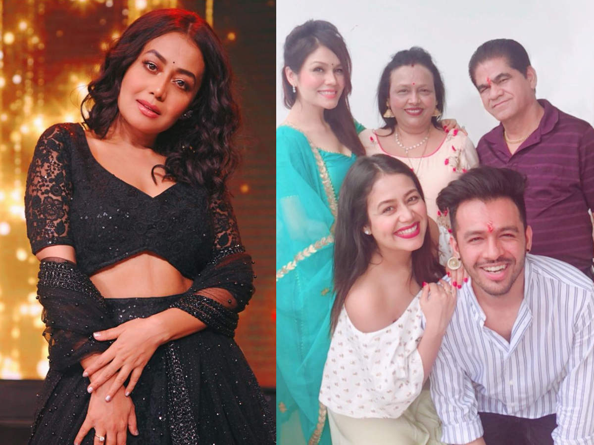 Neha Kakkar S Parents Wanted To Abort Her And The Reason Will Make You Super Emotional Times Of India
