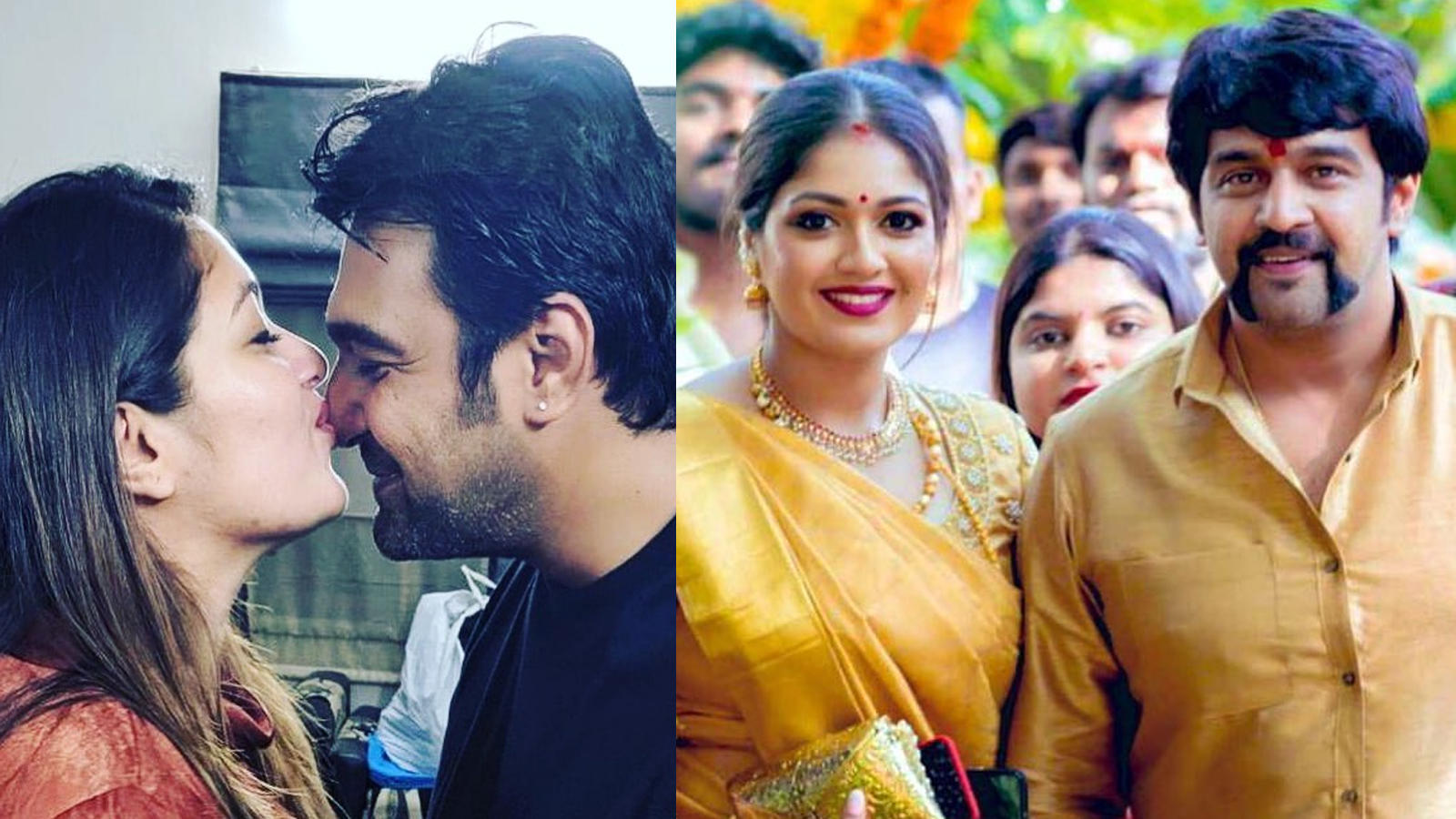 Late Kannada Actor Chiranjeevi Sarja S Wife Meghna Raj Is Expecting Their First Child Kannada Movie News Times Of India