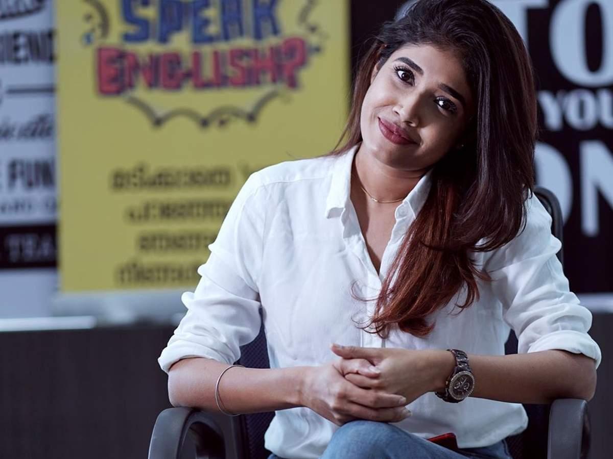 Alasandra Johnson: Here's why Bigg Boss Malayalam 2 fame Alasandra Johnson  thanked lockdown - Times of India
