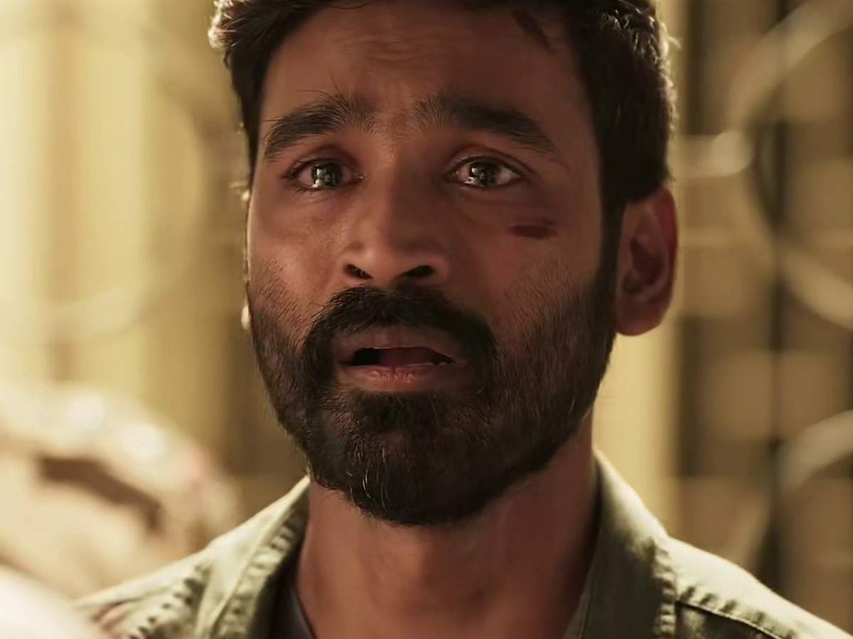 Did you know, Dhanush completed a two-minute emotional scene in 'Enai Noki  Paayum Thotta' in a single take?   Tamil Movie News - Times of India