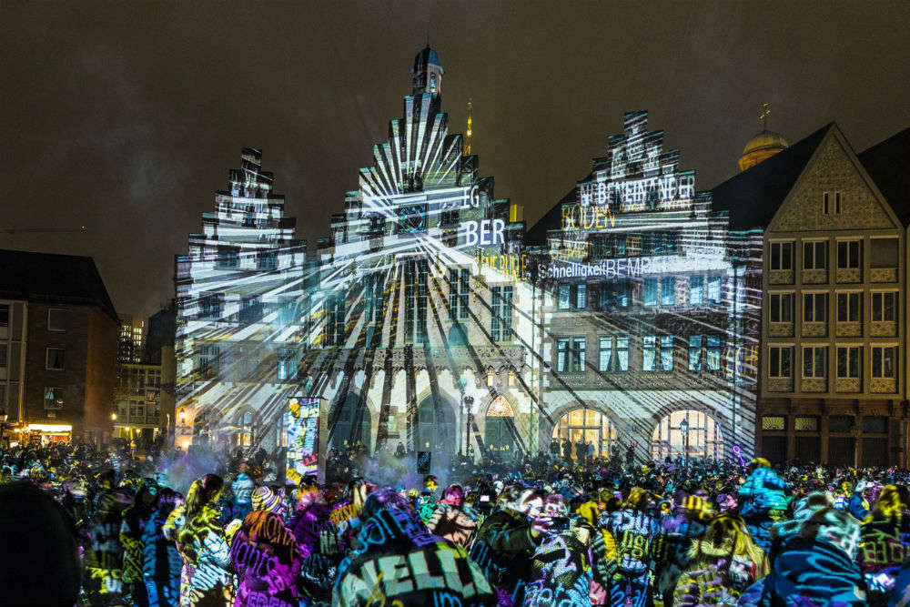 Frankfurt Luminale 2020 goes digital this time