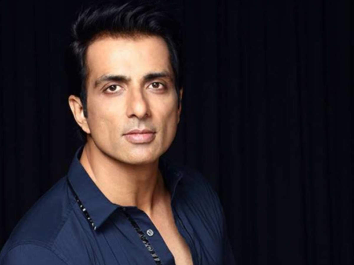 Sonu Sood share video
