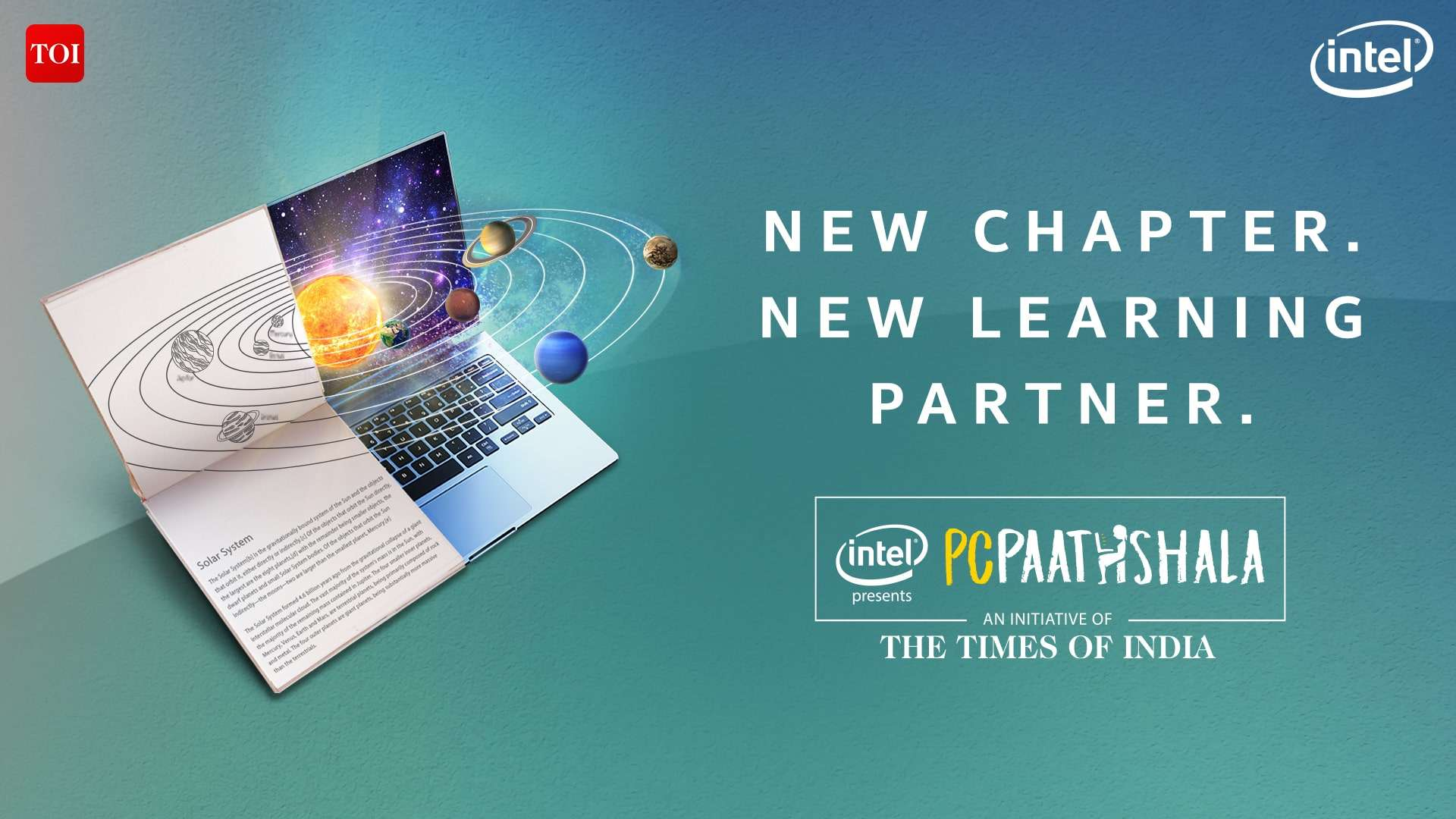 TOI launches PC Paathshala in association with Intel