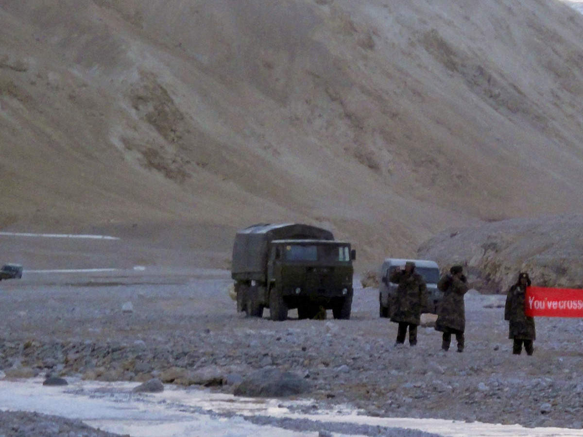 LAC face-off live updates: US 'closely monitoring' India- China border issue thumbnail