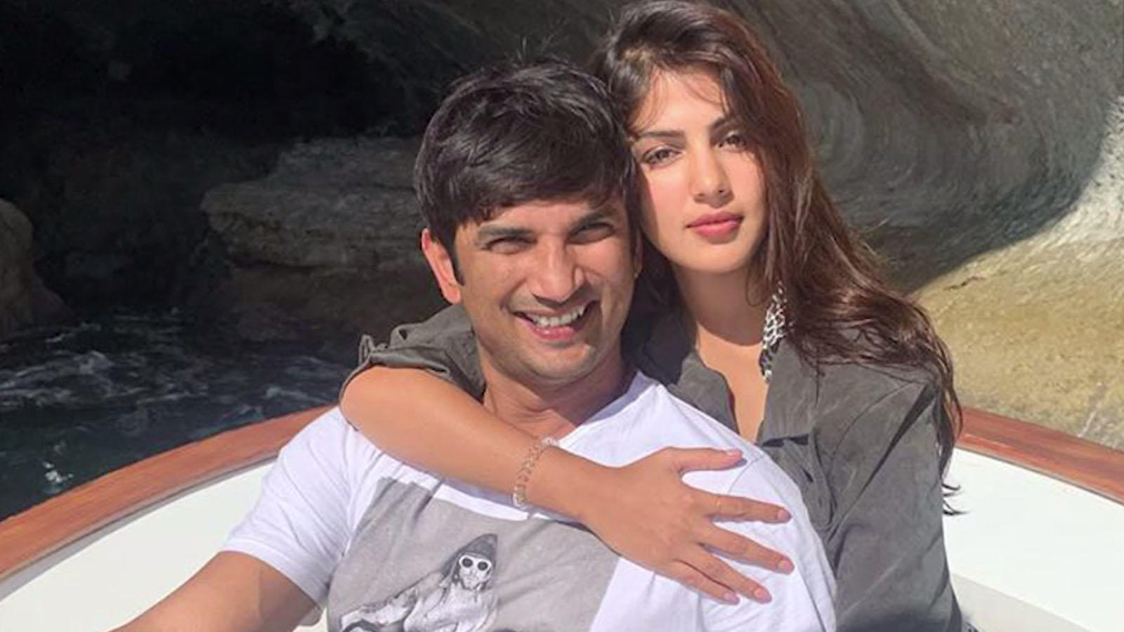 Sushant Singh Rajput rumoured girlfriend Rhea Chakraborty revealed her wedding plans with Sushant Singh Rajput to her property dealer?