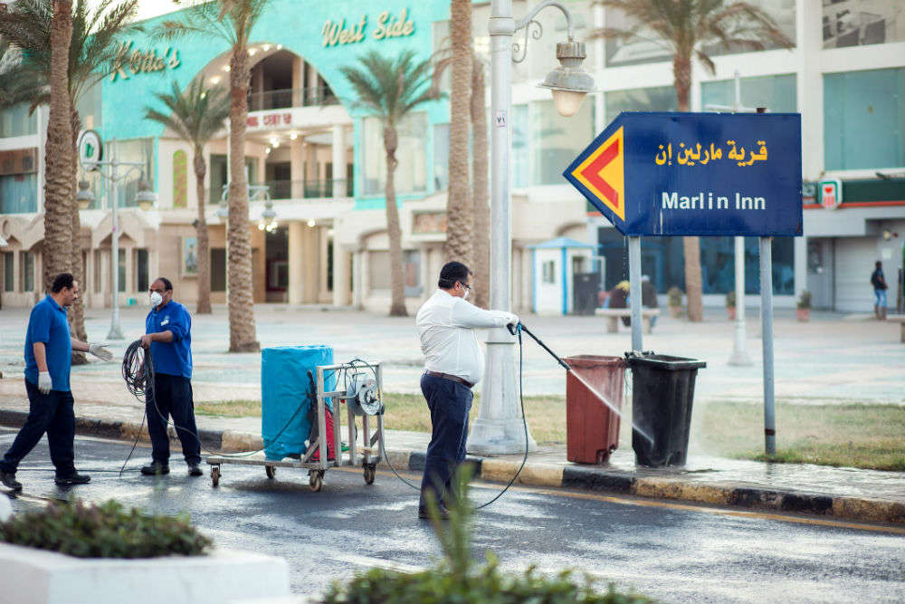 Egypt plans to reopen for tourists starting July 1