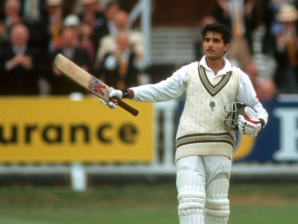 sourav ganguly: 'Life's best moment': Sourav Ganguly recalls his Test debut  | Cricket News - Times of India