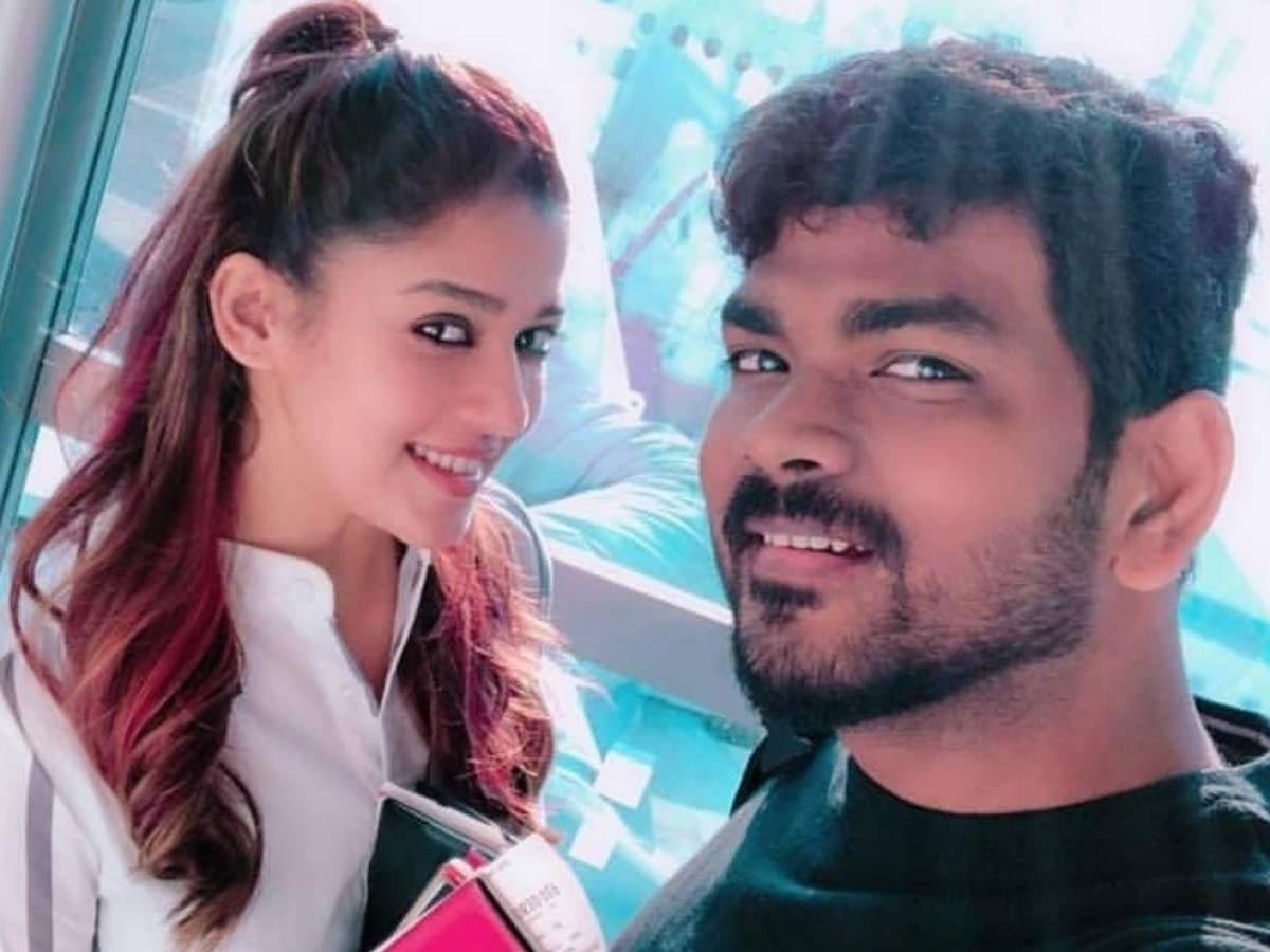 VIDEO: Vignesh Shivan, Nayanthara turn kids to show fans how they deal with rumours about them being COVID-19 positive | Tamil Movie News - Times of India