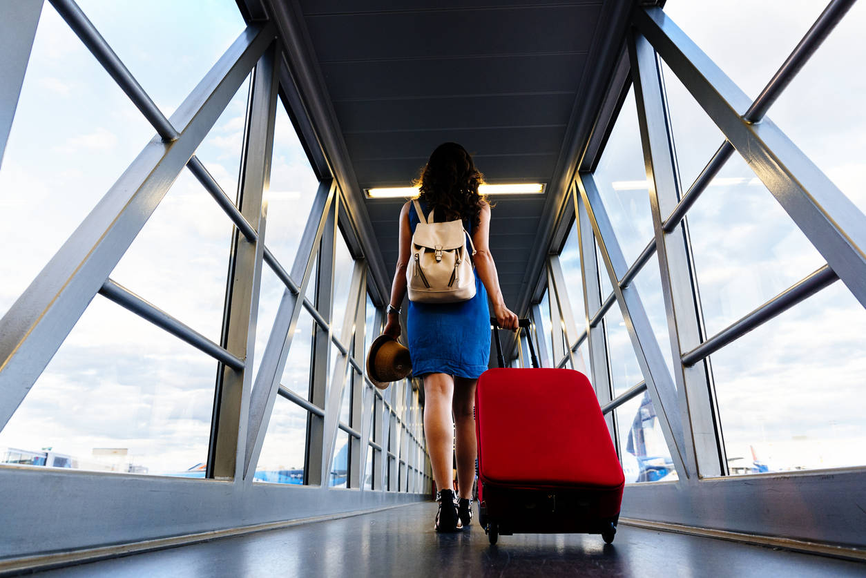 Booking your personal time slot for security checks at the airport could be a safe choice