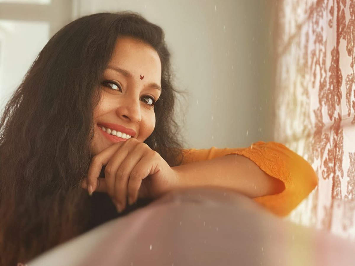 Renu Desai to finally make her Tollywood comeback? Read details here    Telugu Movie News - Times of India
