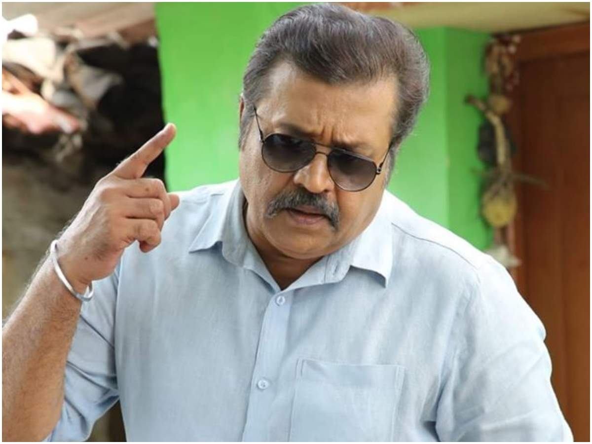 Suresh Gopi: From 'Just remember that' to 'Gange': Five iconic dialogues from movies of Suresh Gopi that you cannot miss | Malayalam Movie News - Times of India