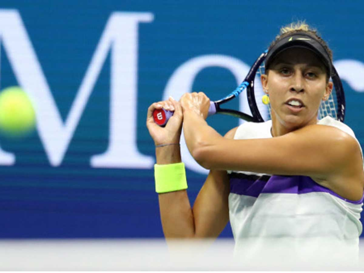 Madison Keys Holds Off Australian Open Champ Sofia Kenin In Charleston Tennis News Times Of India