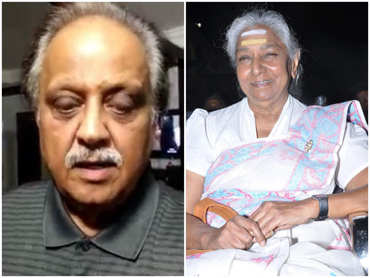 Sp Balasubrahmanyam Upset With Death Hoax Of Legendary Singer S Janaki Tamil Movie News Times Of India Janaki has sung in 17 languages such as telugu, kannada, tamil, malayalam, hindi, etc she has won four national film awards and 31 different state film awards her association with singer s. sp balasubrahmanyam upset with death