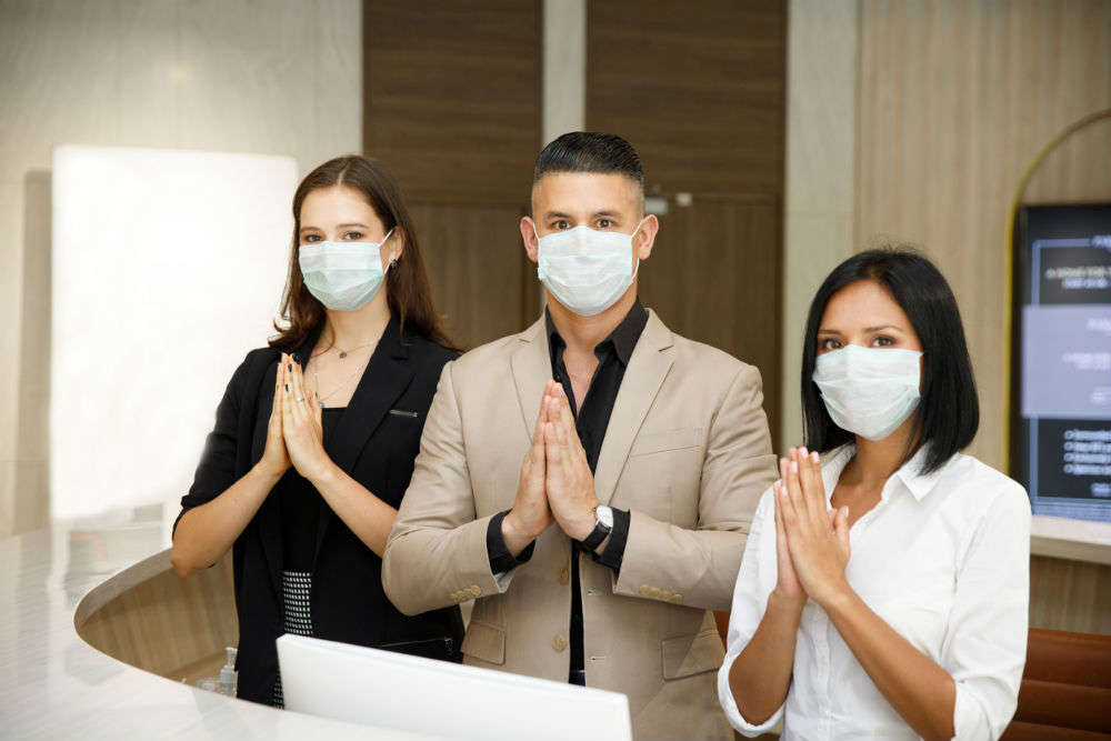 Delhi hotels step up the game, turn into COVID Care Centres
