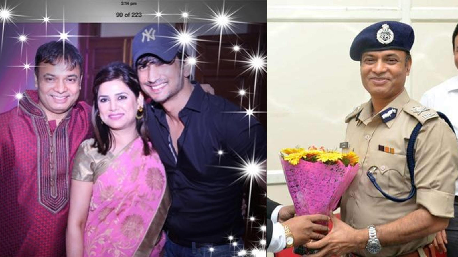 Late Sushant Singh Rajput's brother-in-law and senior IPS officer ...