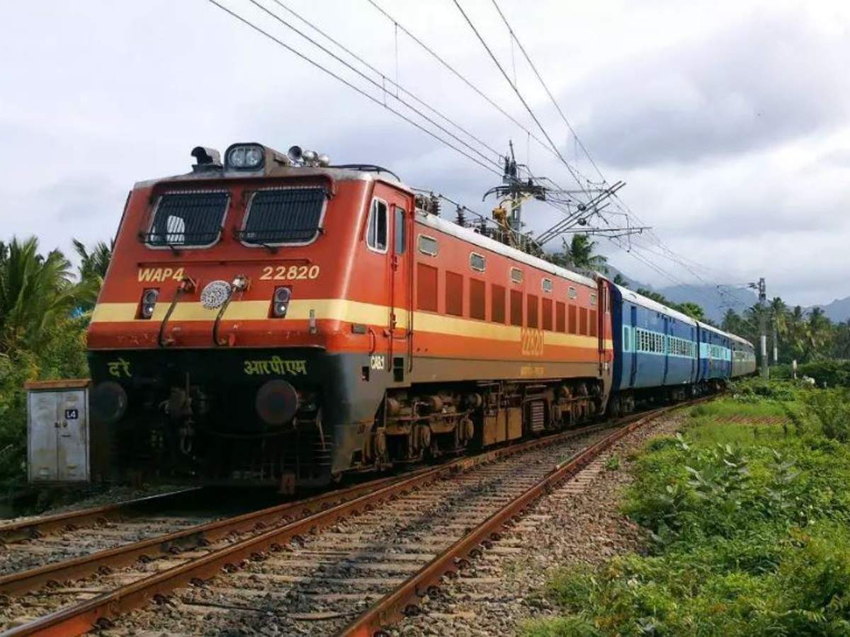 Private players to begin rail passenger services by April 2023, will run only 5% of trains: Railways - Times of India