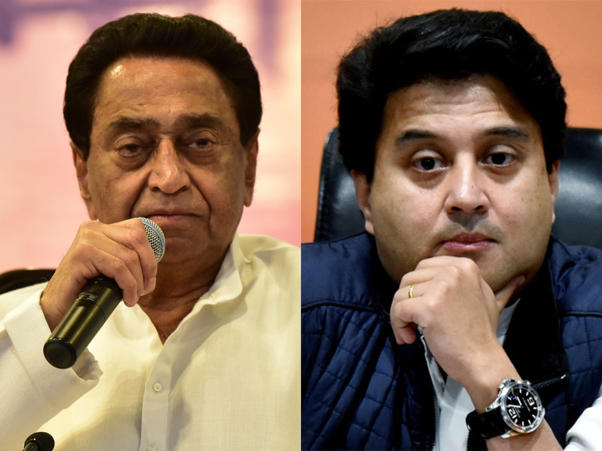Which tiger, paper or circus: Kamal Nath mocks Scindia