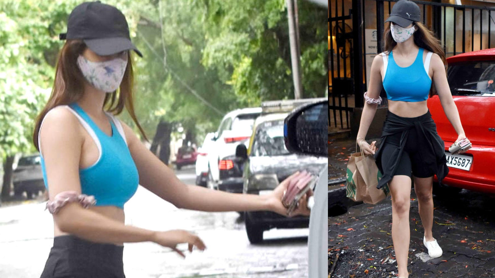 spotted-disha-patani-looks-fit-as-a-fiddle-while-running-an-errand-in-the-city-as-lockdown-eases-actress-adheres-to-govt-guidelines-by-wearing-face-mask