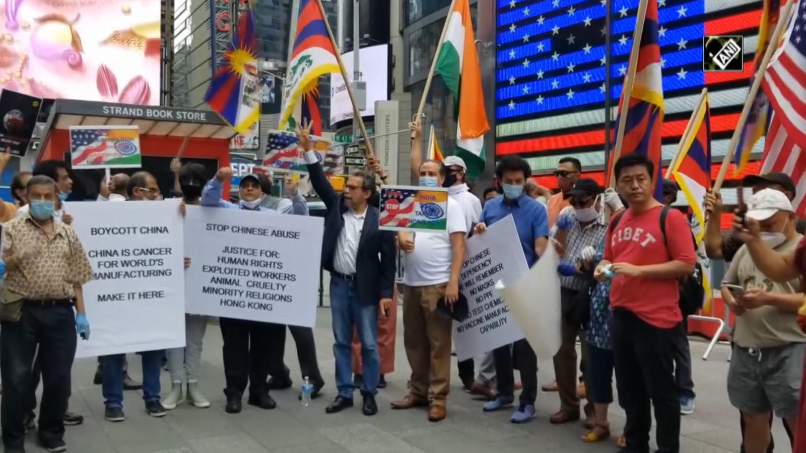 boycott-china-indian-americans-taiwanese-americans-tibetans-take-to-times-square-to-denounce-china