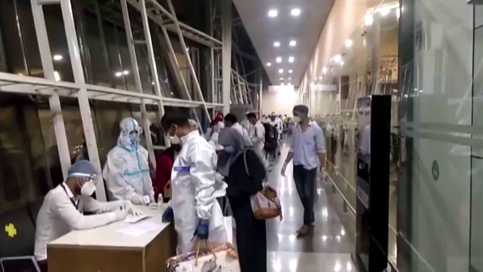 flight-carrying-stranded-indians-from-kuwait-arrives-in-indore