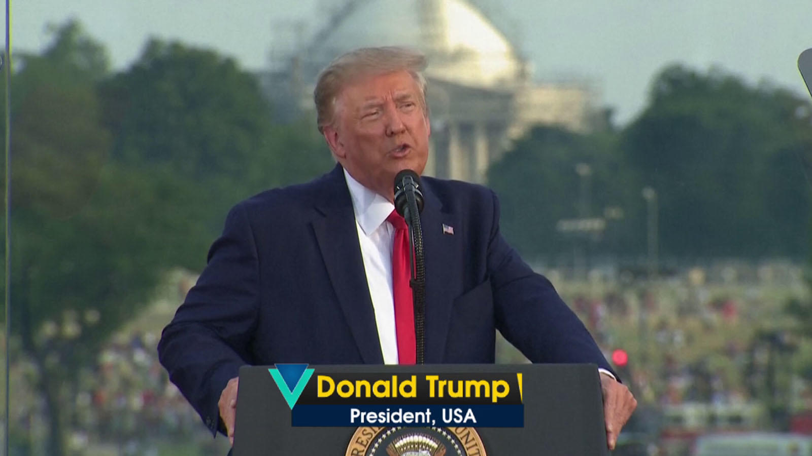 Us Was Doing Great Until It Was Hit By China S Coronavirus Donald Trump International Times Of India Videos