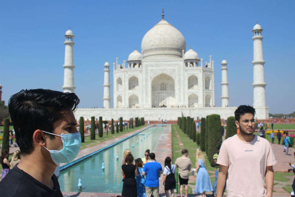 Taj Mahal and other monuments in Agra to remain shut until further notice