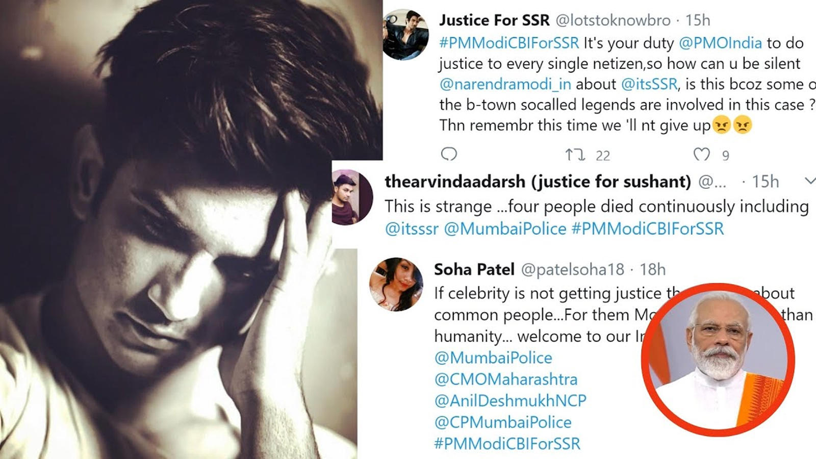 sushant-singh-rajputs-fans-trend-pmmodicbiforssr-urge-pm-narendra-modi-to-begin-cbi-inquiry-into-the-case