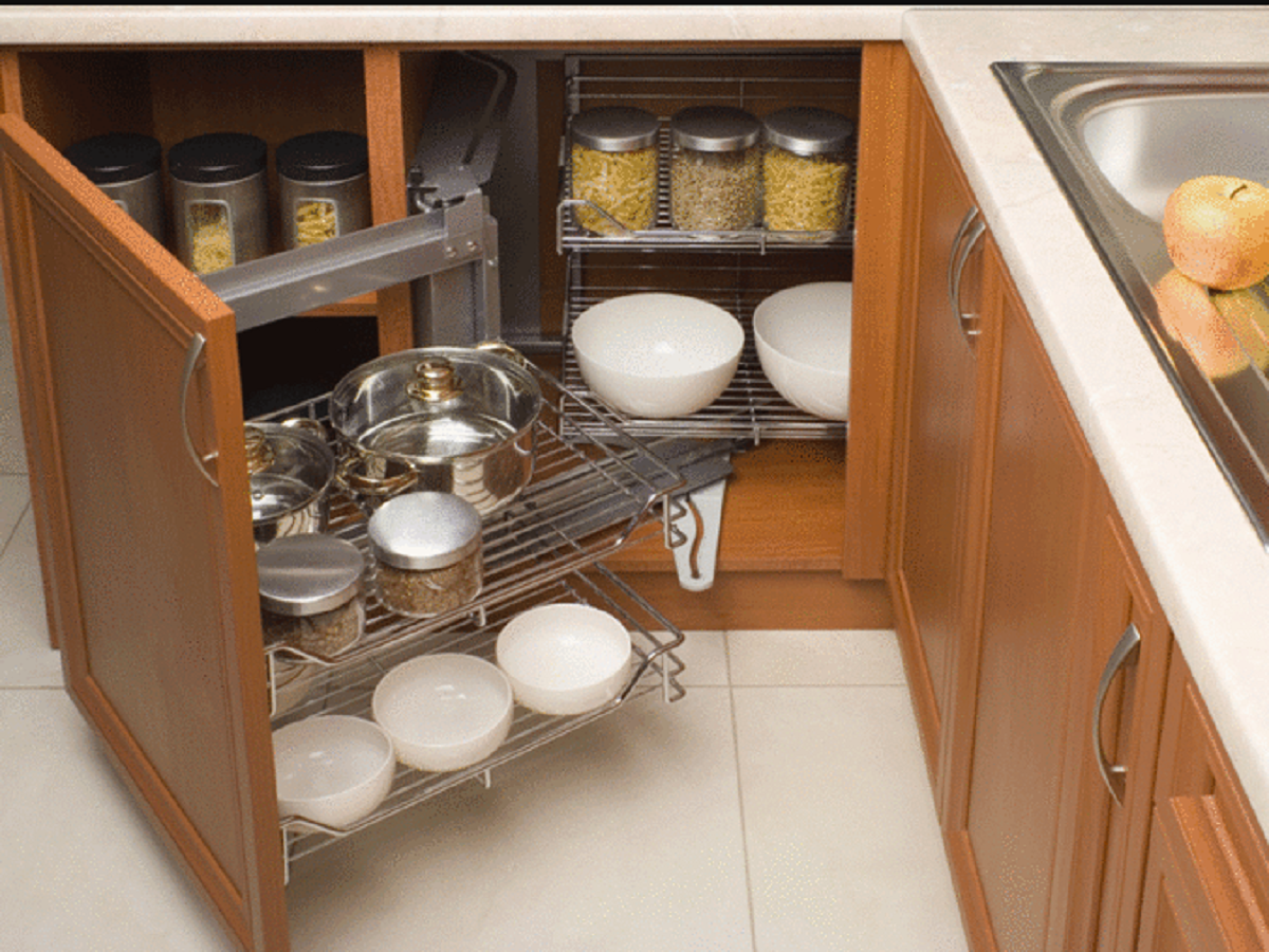 Kitchen Organization Innovative Shelves That Maximize Space Most Searched Products Times Of India