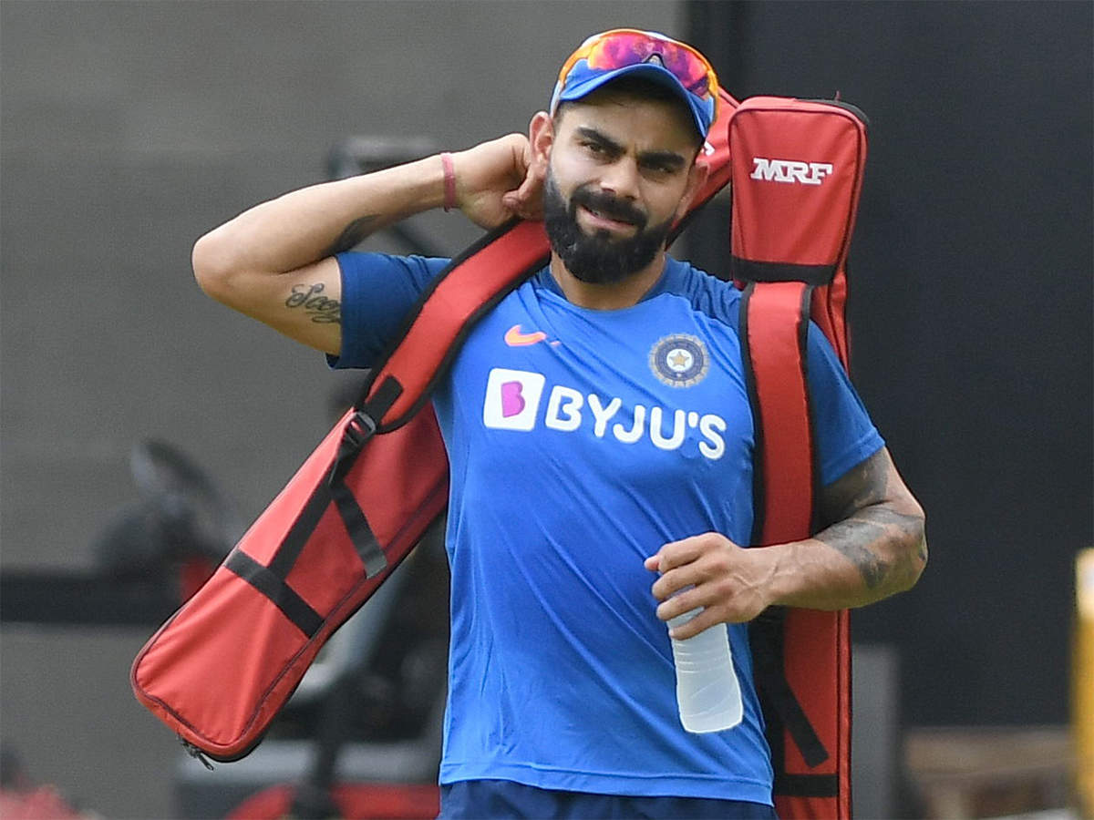 Virat Kohli: Absurd allegations against Virat Kohli based on conjectures,  says Cornerstone CEO Sajdeh | Cricket News - Times of India