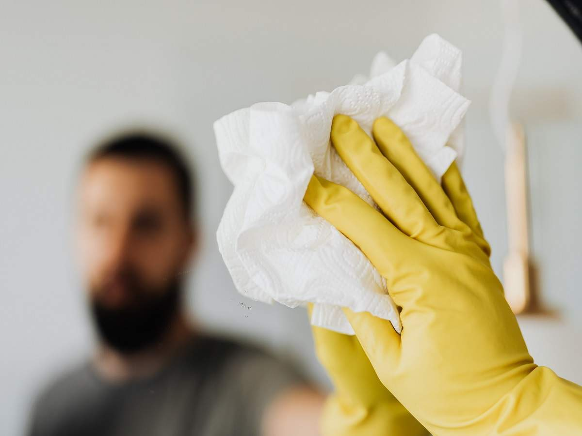 Disinfectant surface wipes that will help you maintain hygiene | Most  Searched Products - Times of India