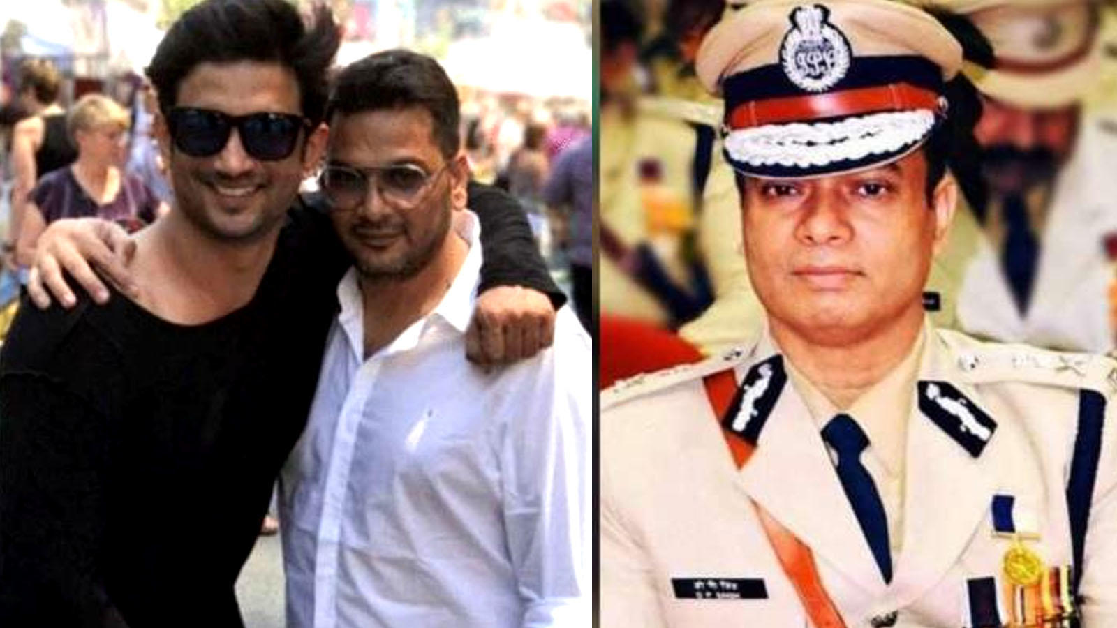 Sushant Singh Rajput's brother-in-law and Haryana cadre IPS ...