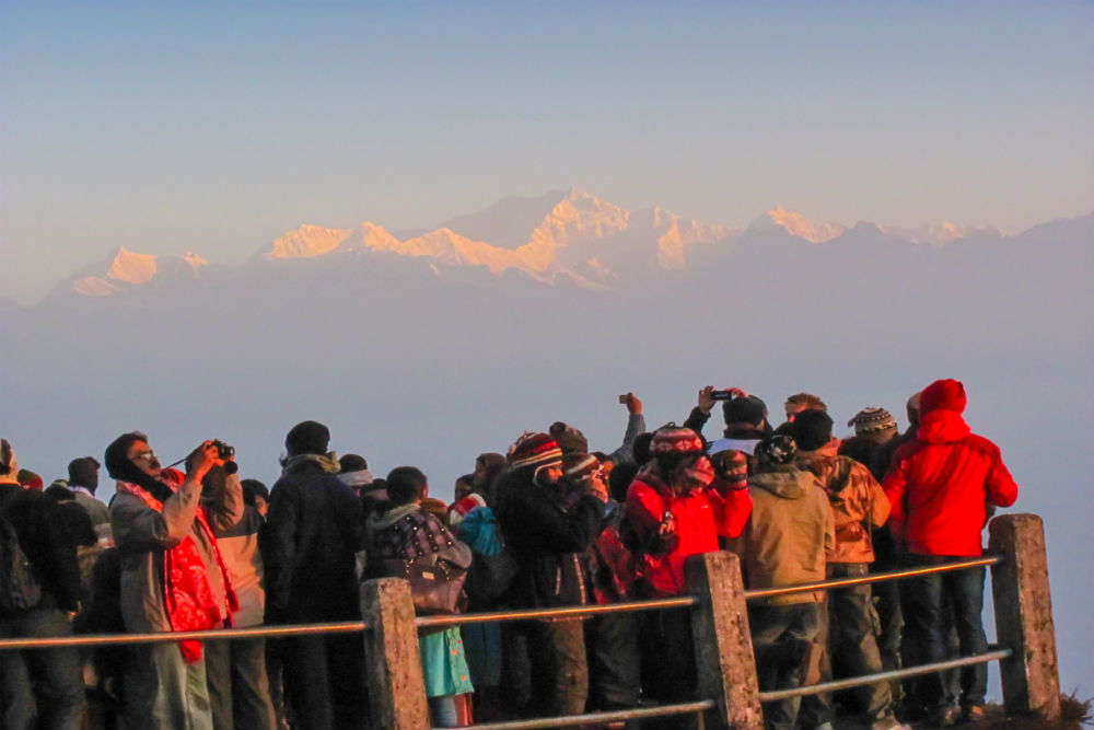 Tourism in Darjeeling suspended till July 31 due to increasing numbers of Coronavirus cases
