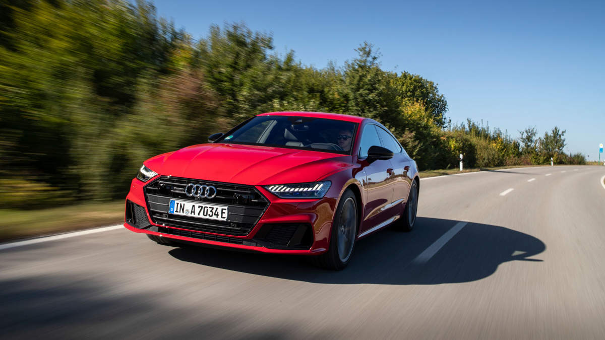 2021 All Audi A7 Overview